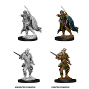 D&D Nolzur's Marvelous Miniatures - Male Elf Rogue (6 Units)