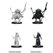 Pathfinder Battles Deep Cuts Unpainted Miniatures - Ghouls (6 Units)