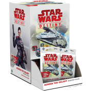 FFG - Star Wars: Destiny - Across the Galaxy Booster Display (36 Boosters) - EN