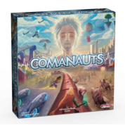Comanauts: An Adventure Book Game - EN