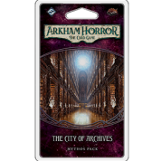 FFG - Arkham Horror LCG: City of Archives Mythos Pack - EN