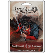 FFG - Legend of the Five Rings LCG: Underhand of the Emperor - EN
