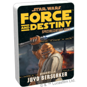 FFG - Star Wars RPG: Force and Destiny - Juyo Berserkers Specialization Deck - EN