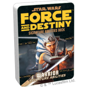 FFG - Star Wars RPG: Force and Destiny - Warrior Signature Abilities Deck - EN