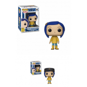 Funko POP! Coraline: Coraline in Raincoat Vinyl Figure 10cm Assortment (5+1 chase figure)