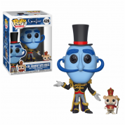 Funko POP! Coraline: Mr. Bobinsky with Mouse Vinyl Figure 10cm