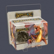 FFG - BattleLore 2nd Edition - Great Dragon Reinforcement Pack - EN