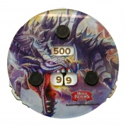 Blackfire Life Counter - Hero Realms Dragon