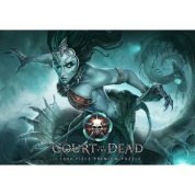 Court of the Dead Death's Siren Premium Puzzle 1000 pc - EN