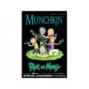 Munchkin: Rick and Morty - EN