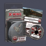 FFG - Star Wars X-Wing: E-Wing - EN