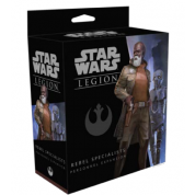 FFG - Star Wars Legion - Rebel Specialists Personnel Expansion - EN