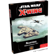 FFG - Star Wars X-Wing: Resistance Conversion Kit - EN