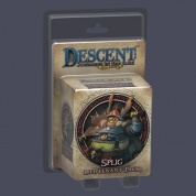FFG - Descent 2nd Edition: Splig Lieutenant - EN