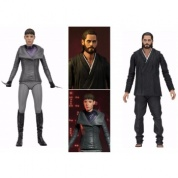 Blade Runner 2049 Series 2 - Wallace & Luv Action Figures 18cm Assortment (8) (Slightly damaged box)