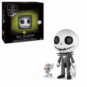 Funko 5 Star NBC - Jack Skellington Vinyl Figure 8cm