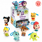 Funko Keychains - Disney/Pixar Blindbags Display (18 random packaging) Plush Figures 7cm
