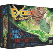 Exceed: Seventh Cross - Magic vs. Monsters - EN