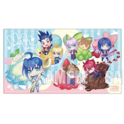 "Bushiroad Card Fight !! Vanguard Rubber mat & cloth case - ""MogMog"""