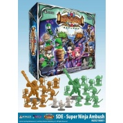 Super Dungeon: Super Ninja Ambush! Deluxe Warband - EN
