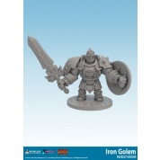 Super Dungeon Tactics: Iron Golem - EN