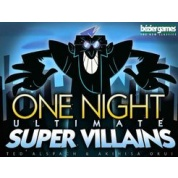 One Night Ultimate Super Villains - EN