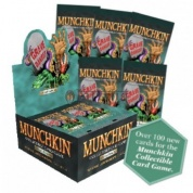 Munchkin CCG Grave Danger POP Display (24 Packs) - EN