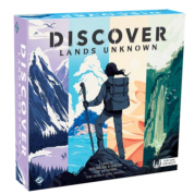 FFG - Discover: Lands Unknown - EN