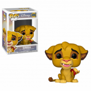 Funko POP! Lion King - Simba Vinyl Figure 10cm