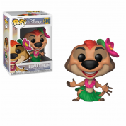 Funko POP! Lion King - Luau Timon Vinyl Figure 10cm