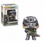 Funko POP! Fallout - T-51 Power Armor Vinyl Figure 10cm
