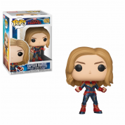 Funko POP! Captain Marvel - Captain Marvel Vinyl Figure 10cm