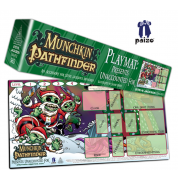 Munchkin Pathfinder Playmat Presents Unaccounted For