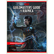 D&D RPG - Guildmaster's Guide to Ravnica RPG Maps and Miscellany - EN