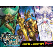 Cardfight!! Vanguard V - The Answer of Truth Extra Booster Display (12 Packs) - EN