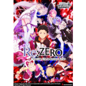 Weiß Schwarz - Booster Display: Re:ZERO Starting Life in Another World (20 Packs) - EN