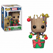 Funko POP! Holiday -Groot w/ Lights & Ornaments Vinyl Figure 10cm