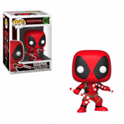 Funko POP! Holiday - Deadpool w/Candy Canes Vinyl Figure 10cm