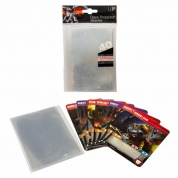 UP - Oversized Clear Top Loading Deck Protector Sleeves (40 Sleeves)