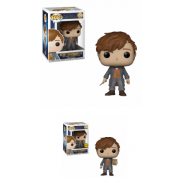 Funko POP! Fantastic Beasts 2: Newt Vinyl Figure 10cm Assortment (5+1 chase figure)