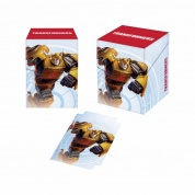 UP - PRO 100+ Deck Box -Hasbro Transformers Bumblebee