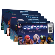 Dicetopia Faction Pack -EN/FR/DE