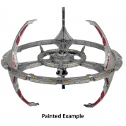 Star Trek Deep Cuts Unpainted Miniatures: Nor Class Orbital Space Station
