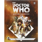 Doctor Who: Fourth Doctor RPG Sourcebook - EN