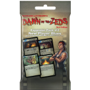 Dawn of the Zeds (3rd Ed.) Expansion Pack #2 New Player Blues - EN