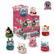 Funko Plush - Kleptocats Holiday Blindbags Display (12 random packaging) 9cm