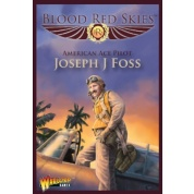 Blood Red Skies - Wildcat Ace - Joseph J Foss - EN