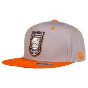 Call of Duty: Black Ops 4 Snapback Patch Grey