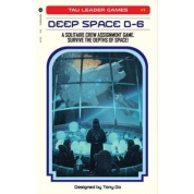 Deep Space D-6 (2nd printing) - EN