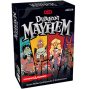 D&D Dungeon Mayhem - EN